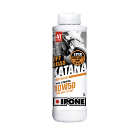 Масло IPONE 4T OFF ROAD KATANA 10W50 1L