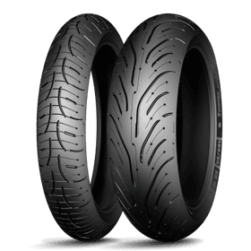 Моторезина Michelin 120/70 ZR 17 M/C 58W PILOT ROAD 4