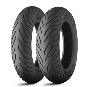 Моторезина Michelin 120/70-12 M/C 51P CITY GRIP FRONT TL