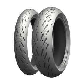 Моторезина Michelin 190/55 ZR17 75W ROAD 5 R TL