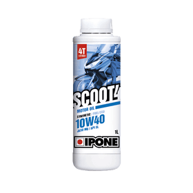 Масло IPONE 4T SCOOT4 10W40-1L