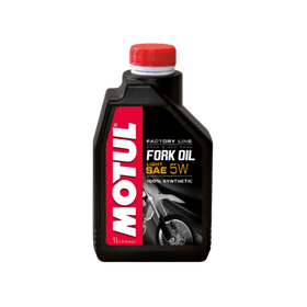 Масло для вилок MOTUL Factory Line 5W Light