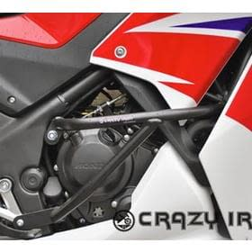 Дуги CRAZY IRON Honda CBR250R
