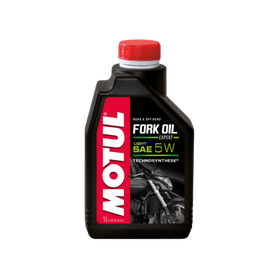 Масло для вилок MOTUL Fork Oil Expert 5W Light 1л