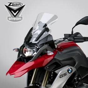 Ветровое стекло ZTECHNIK Z2486 BMW R1200GS/R1250GS/Adventure (39,3см)