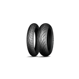 Моторезина Michelin 160/60-14  65H PILOT ROAD 4 REAR TL