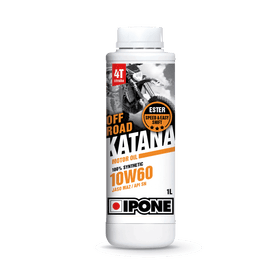 Масло IPONE 4T OFF ROAD KATANA 10W60 1L