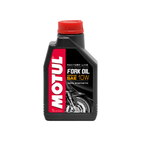 Масло для вилок MOTUL Fork Oil Factory Line 10W Medium